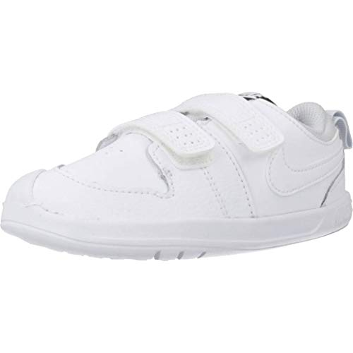 Nike Pico 5 (TDV), Zapatillas, Multicolor (White White Pure Platinum), 21 EU