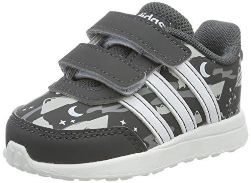 Adidas VS Switch 2 CMF INF, Zapatillas de Estar por casa Unisex niños, Multicolor...