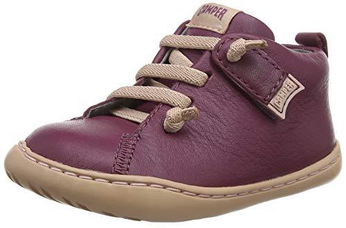 Camper Peu Cami Fw, Botas para Bebé/Niñas, Morado (Medium Purple 510), 22 EU