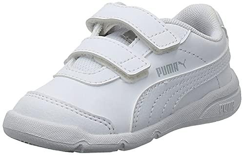 PUMA Stepfleex 2 SL VE V Inf, Zapatillas, White White, 27 EU