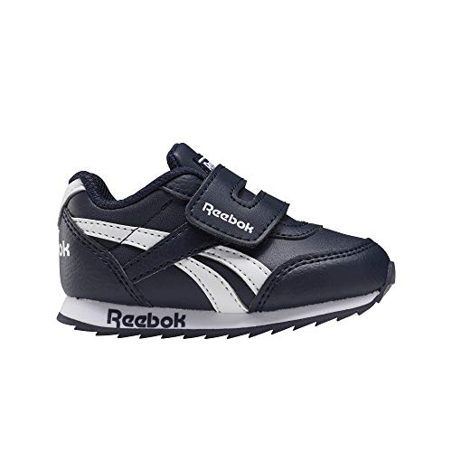 Reebok Royal CLJOG 2 KC, Zapatillas de Running Unisex bebé, Maruni/Maruni/Blanco, 20 EU