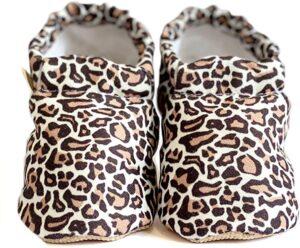 Zapatillas Leopardo para Bebé