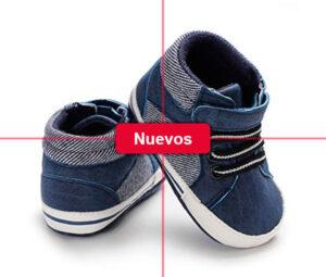 Nuevas Zapatillas para Bebé