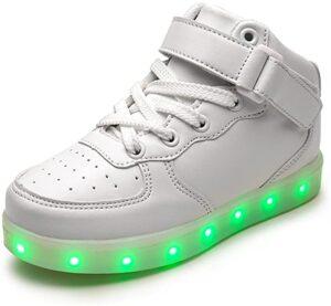 Zapatillas con Luces para Bebé