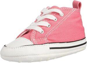 Zapatillas color Rosa para Bebé