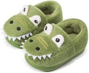 Zapatillas de Dinosaurios para Bebé